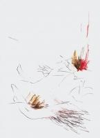 dessin - 24 x 32 cm
